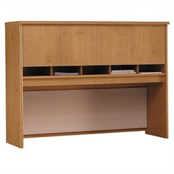 Bush BBF Series C 60W Hutch in Natural Cherry
