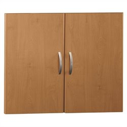 Bush Business Series C 2 Door Kit in Natural Cherry