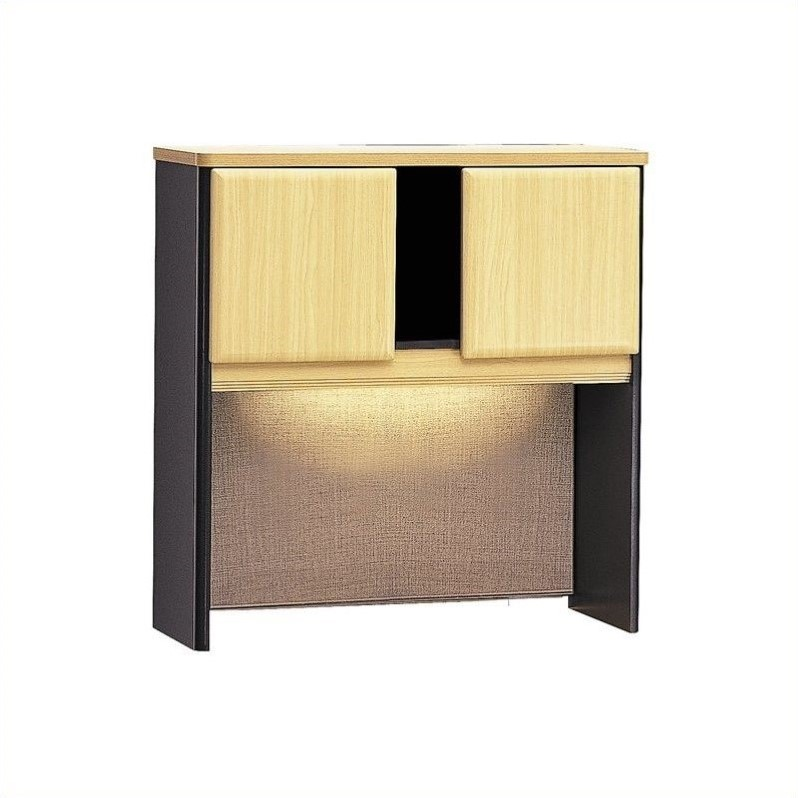 Bush BBF Series A 36W Hutch in Beech