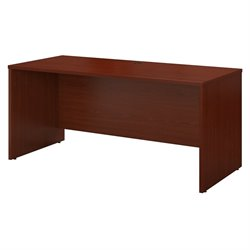 Bush BBF Series C 60W Credenza Shell in Mahogany