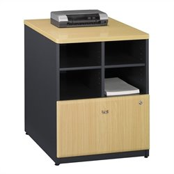 Bush Business Furniture Series A 24W Piler-Filer in Beech