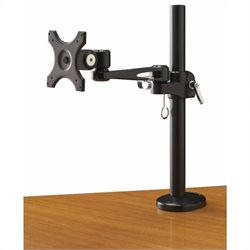 Bush BBF Monitor Arm with Post