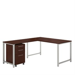 BBF 400 Series L-Shaped Desk