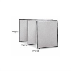 Bush BBF PP42748 Privacy Panel in Light Gray