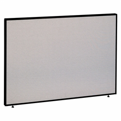 Bush BBF PP42760 Privacy Panel in Light Gray