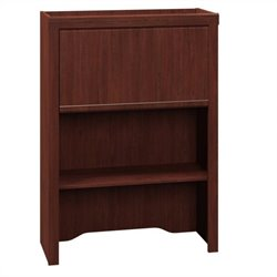 BBF Enterprise 30W Lateral File Overhead in Harvest Cherry Finish