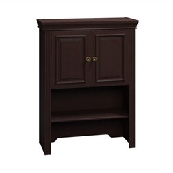 Bush BBF Syndicate 30W Lateral File Hutch in Mocha Cherry