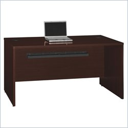 Bush BBF Quantum 60W Desk Shell in Harvest Cherry