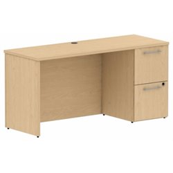 BBF 300 Series Single Pedestal Credenza