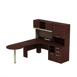 BBF Quantum Professional Left L-Shaped Desk 2