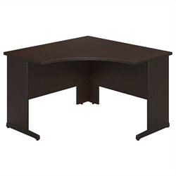 Bush BBF Series C Elite 48W x 48D C-Leg Corner Desk in Mocha Cherry