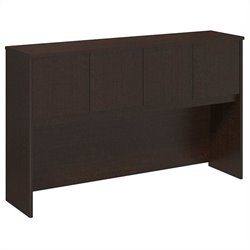Bush BBF Series C Elite 60W Hutch in Mocha Cherry