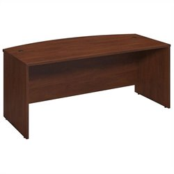 Bush BBF Series C Elite 72Wx36D Bow Front Desk Shell