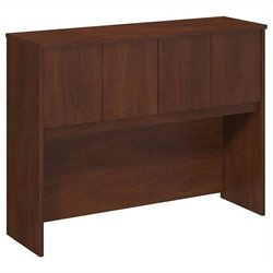 Bush BBF Series C Elite 48W Hutch in Hansen Cherry