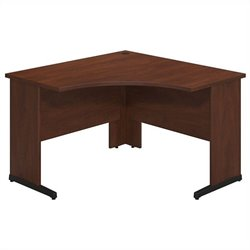 Bush BBF Series C Elite 48W x 48D C-Leg Corner Desk in Hansen Cherry