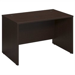 Bush Business Furniture Series C 48W x 30D Shell Desk in Mocha Cherry