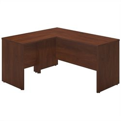 Bush BBF Series C Elite 60x24 Desk Shell with 30W Return in Hansen Cherry