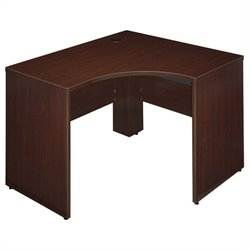 Bush Business Furniture Quantum 48W X 42D LH Corner in Harvest Cherry