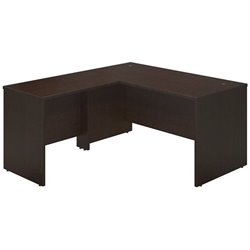 Bush BBF Series C Elite 60W x 30D L Computer Desk in Mocha Cherry