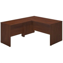 Bush BBF Series C Elite 60W x 30D L Computer Desk in Hansen Cherry