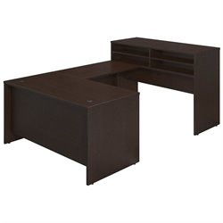 Bush BBF Series C Elite 60W x 30D Standing U Office Set