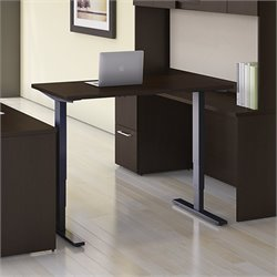 Move 80 Series 48W x 30D Height Adjustable Standing Desk in Cherry