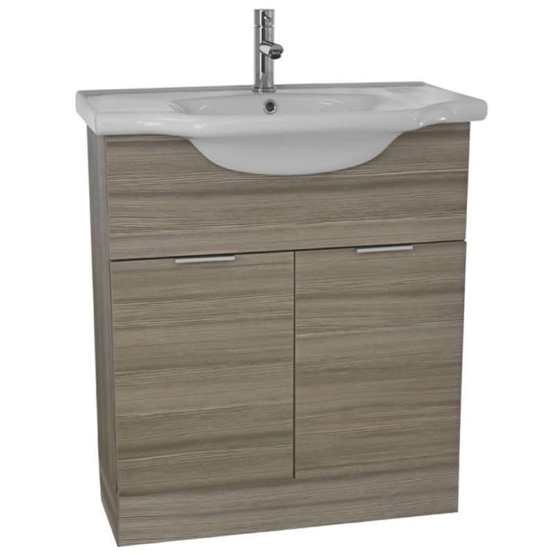 Nameeks New Classic 32 Bathroom Vanity in Larch Canapa