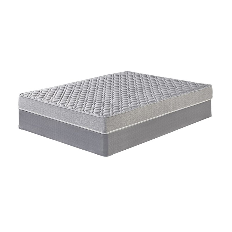 Sierrasleep Tori Cove Ltd Queen Mattress in White
