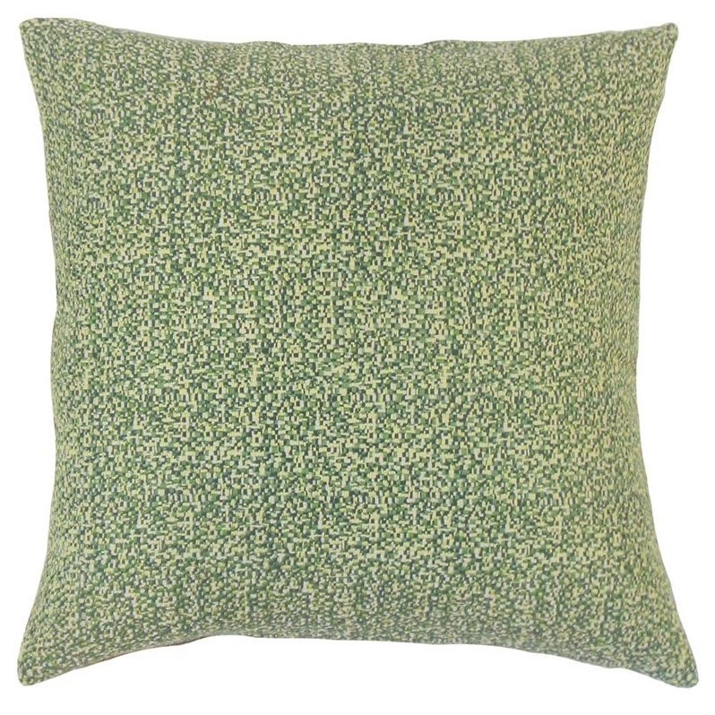 the pillow collection 18 square grisel woven throw pillow - The Pillow Collection