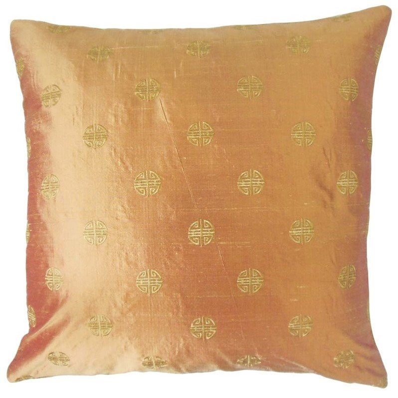 the pillow collection 20 square pasquale geometric throw pillow - The Pillow Collection