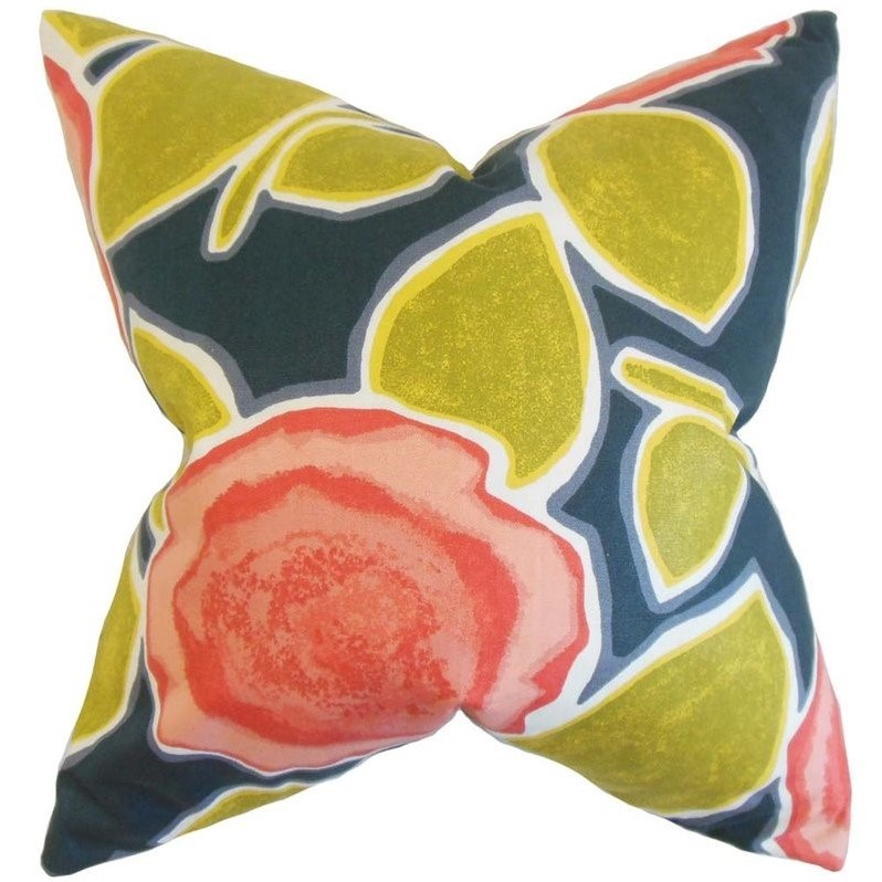 the pillow collection 20 square carlin geometric throw pillow - The Pillow Collection