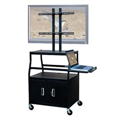VTI Wide Body Cabinet Cart for up to 47