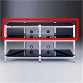 VTI BLG503-02 7 High Additional Shelf for BLG503 (Silver Poles)