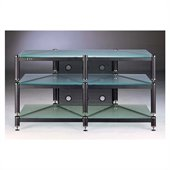 VTI 50 Black Television Stand