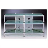 VTI  50 Silver TV Stand