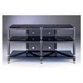 VTI 50 Black TV Stand
