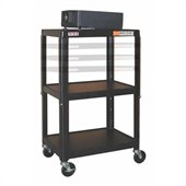 VTI MFC4226E Adjustable Equipment Cart