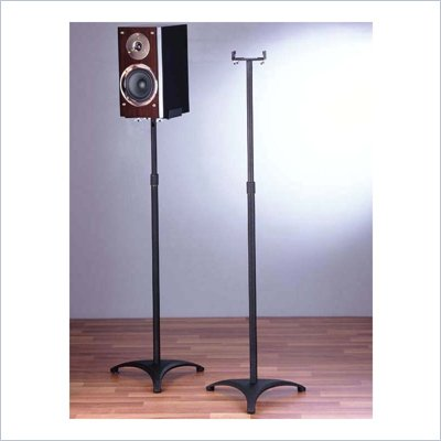 VTI BLE201 Surround sound black speaker stand