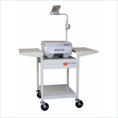 OPC2129E Adjustable Overhead Projector Cart