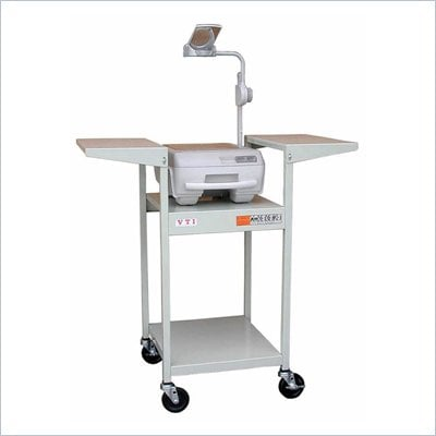 OPC3139E  Adjustable Overhead Projector Cart