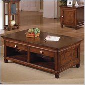 Kathy Ireland Home by Martin Furniture Bradley Coffee Tables
