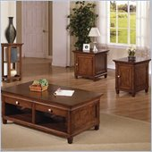 Kathy Ireland by Martin Bradley Series Living Room Table Set