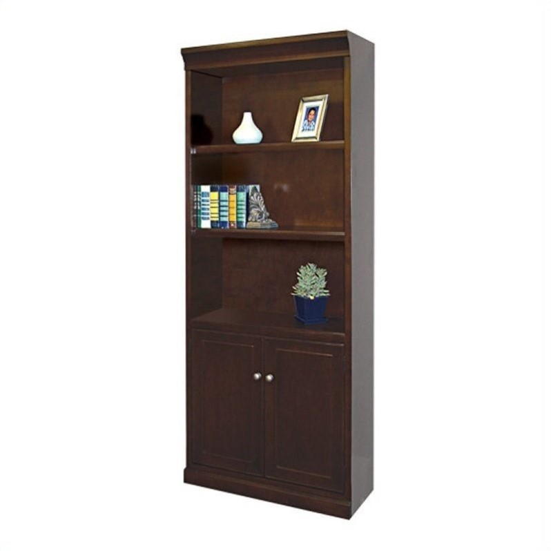 Martin Furniture Fulton Lower Door Bookcase