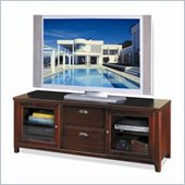 Kathy Ireland Home by Martin Furniture Tribeca Loft Wood Plasma TV Stand in Cherry