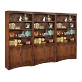 Kathy Ireland Home by Martin Furniture Mission Pasadena Wall Bookcase