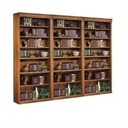 Kathy Ireland Home by Martin Huntington Oxford Wall Bookcase