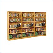 Kathy Ireland Home by Martin Furniture Waterfall Wall Bookcase