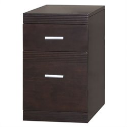 Kathy Ireland Home by Martin Carlton Mobile Filing Cabinet