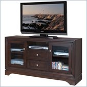 Kathy Ireland by Martin Empire TV Stand W/2 Drawers in Java