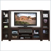 "Kathy Ireland by Martin Carlton 110"" Entertainment Wall Unit"